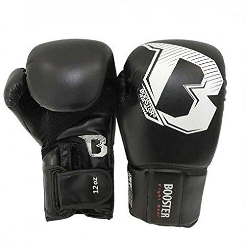 Booster Boxhandschuhe BT Champ - Boxhandschuhe MMA Kickboxen Sparring Muay Thai (12 Unzen)
