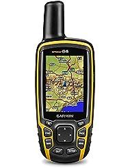 Garmin GPSMAP 64, weltweit Handheld GPS Navigator–010–01199–00