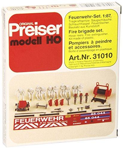 Preiser 1/87 Ème - PR31010 - Modélisme Ferroviaire - Accessoires Camion