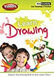 Pebbles Learn Drawing (DVD)