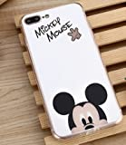Coque iPhone 6/6S Mickey Mouse Disney effet miroir