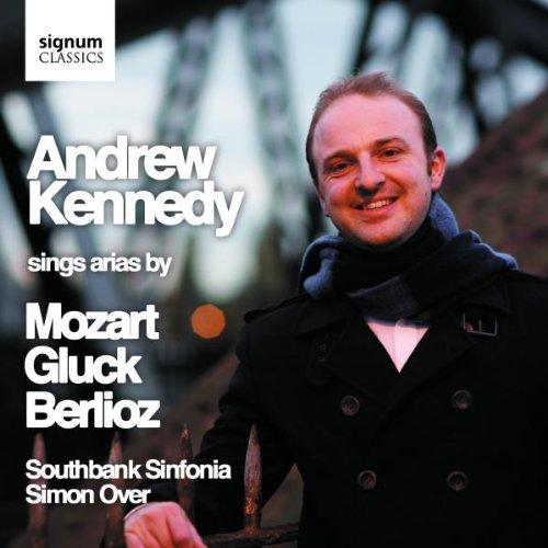 Andrew Kennedy Singt Arien Von Mozart,Gluck,Berlio