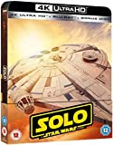 Solo: A Star Wars Story 4K Ultra HD Limited Edition Steelbook / Import / Includes Region Free Blu Ray