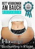 Fett verbrennen am Bauch - gezielt: Die effektivsten Methoden zum gezielten...