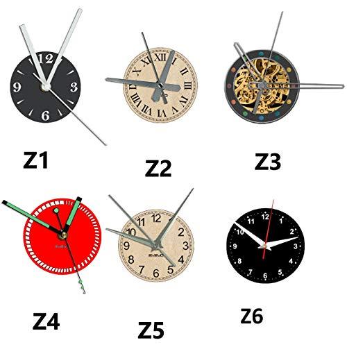 """51WGr Ey6WL - HARRY POTTER Reloj De Pared Vintage Accesorios De Decoración del Hogar Diseño Moderno Reloj De Vinilo Colgante Reloj De Pared Reloj Único 12"""" Idea de Regalo Creativo vinilo pared Reloj HARRY POTTER"""