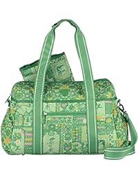 Oilily , Sac pour femme à porter à l'épaule Vert Green (Grün)