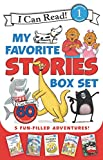 I Can Read My Favorite Stories Box Set: Happy Birthday, Danny and the Dinosaur!; Clark the Shark: Tooth Trouble; Harry and the Lady Next Door; The ... the Cat Makes Dad Glad (I Can Read Level 1)