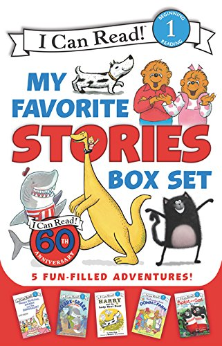 I can read my favorite stories box set