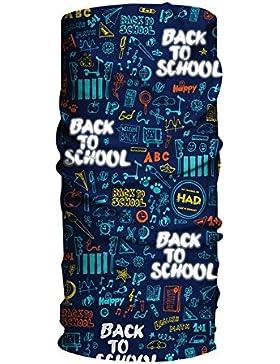 Fazzoletto Had Kids riflettente in funktio Back To School Blue 410–04852019213100
