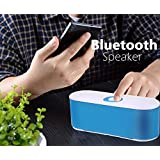 PROBEATZ Bluetooth Speaker, S207 Portable Wireless Speakers 5W Output Power With Enhanced Bass Passive Vibration, Build In Triple Protection 1200 MAh Lithium Battery And Microphone For Hand-free Phone Calls Portable Multi Function Wireless Bluetooth Speak