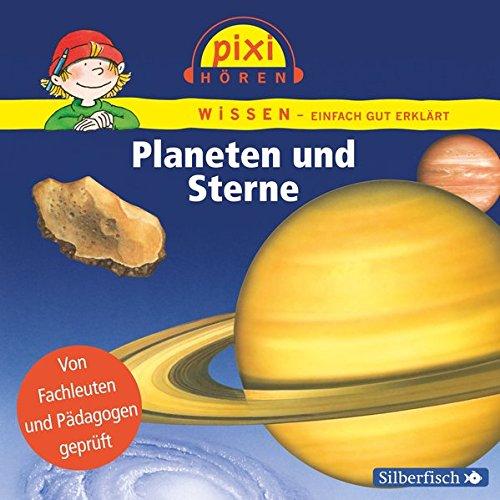 Preisvergleich Produktbild Pixi Wissen - Planeten und Sterne: 1 CD