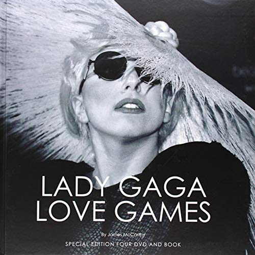 Lady Gaga - Love Games (4 DVD Deluxe Edition im Buchformat) [Special Edition]