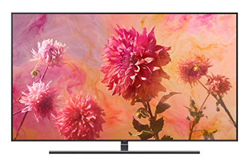 GQ55Q9FN 138 cm (55 Zoll) 4K QLED Fernseher (Q HDR 2000, Twin Tuner, Ultra Black Elite, Smart TV)