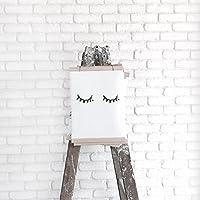 OCJEDEEE Estilo Nórdico Que cuelga la Pintura Habitación Infantil Decoración de Pared Colgante Creativo Artesanía casera Ornamento (Pestaña)