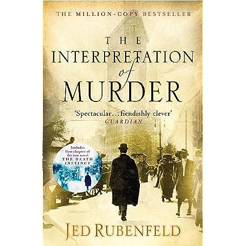 The Interpretation of Murder (English