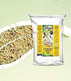 Patè Secco Mangime per Uccelli con Albume Uovo senza coloranti - 4 Kg