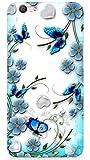 PCM Printed Designer Matte Finish Polycarbonate Hard Back Cover for VIVO Y55L/VIVO 1610 - Color Warranty - 1152