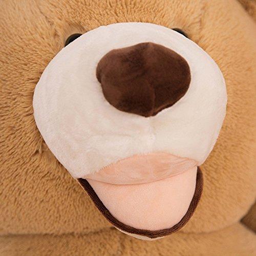"MorisMos Giant Huge Teddy Bear XXL Soft Plush toys Dolls Brown 100cm /39 """