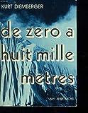 De zero a huit mille metres.