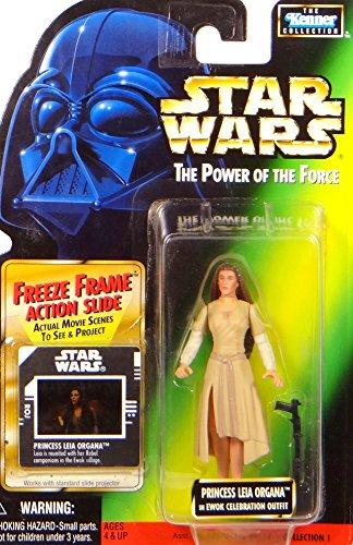 Princess Leia Organa in Ewok Celebration Outfit