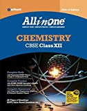 CBSE All  in One Chemistry CBSE Class 12 for 2018 - 19