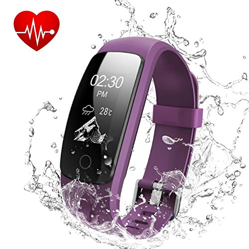 OMNiXTM107HR Plus_Multi Sport Heart Rate Monitor, Bluetooth Smart Band and Fitness Tracker