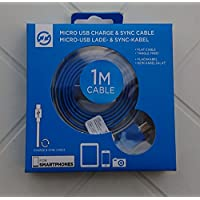 BLUEMOVE® Micro USB Charge & Sync Cable 1 M