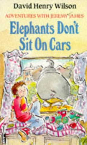 Elephants don't sit on cars