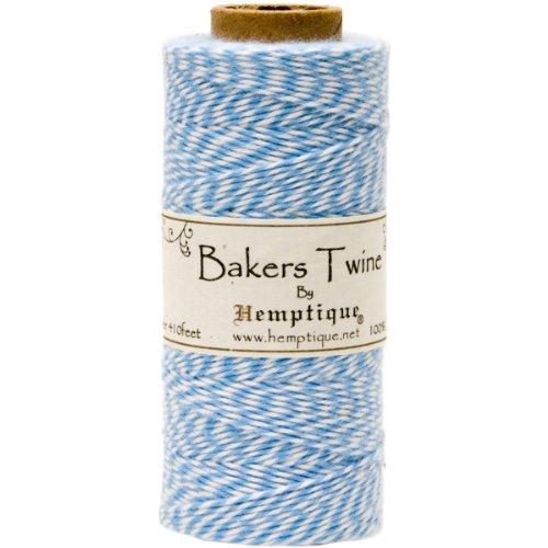 Hemptique Bakers Twine - Bobina Hilo algodón Fuerza