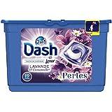 Dash 2en1 Perles Lessive en Capsules Lavande & Camomille 19Lavages