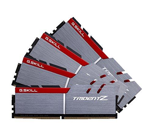 G.Skill F4-3200C15Q-64GTZ - Módulo de Memoria DDR4