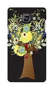 KnapCase Tree Designer 3D Printed Case Cover For Samsung Galaxy A5 2016