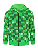 Minecraft Creeper Boy's Hoodie (13-14 Years)