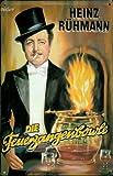 Blechschild Heinz Rühmann Feuerzangenbowle Filmplakat Retro Schild Nostalgieschild