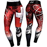 Anarchy Apparel Leggings, Switzerland, Damen Fitness Trainings Hosen, Aerobic Größe M