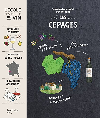 Les cépages par David Cobbold