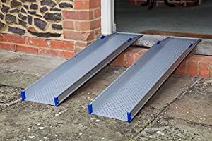Lightweight Premium Mobility Channel Ramps