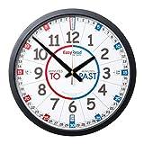 EasyRead Time Teacher ERPG-EN Orologio da Parete Past&To 36 cm Diametro, 5-12 anni