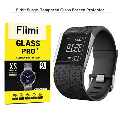 Fiimi protezione per lo schermo in vetro temperato per Fitbit Surge