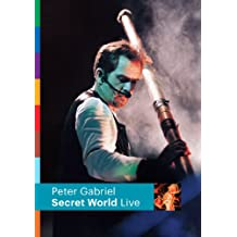 Peter Gabriel - Secret World Live