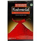 Everest Kashmirilal Ground Chilly Powder, 100g Carton