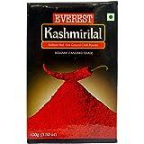 #3: Everest Powder, Kashmirilal Brilliant Red Chilli Powder, 100g Carton