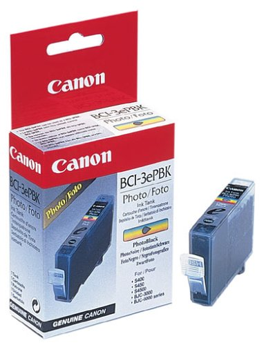 Preisvergleich Produktbild Canon BCI-3EPBK Tintenpatrone schwarz