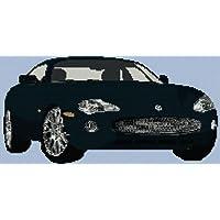 Jaguar XK8Coupe schema per punto croce