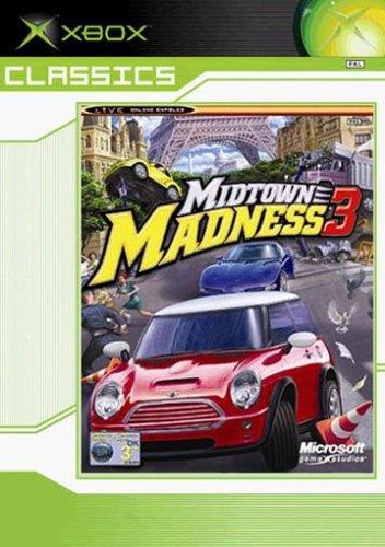 Midtown Madness 3 [Xbox Classics]