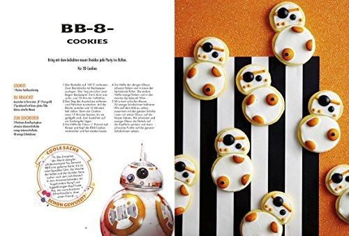 Star Wars™ Backbuch: Kuchen, Torten und Cookies - 4