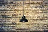 #9: Marical B/W Pendant Hanging Lamp