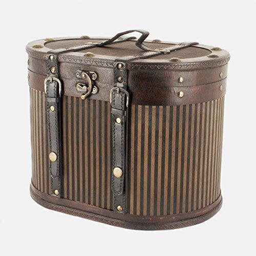 Attractive Aufbewahrungs Box Im Viktorianischen Stil - Ideal Als Geschenk Oder Dekor