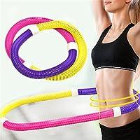 twinkbling primavera Hula Hoop Flexible Abdomen círculo suave aros de fitness para ejercicio pérdida de peso