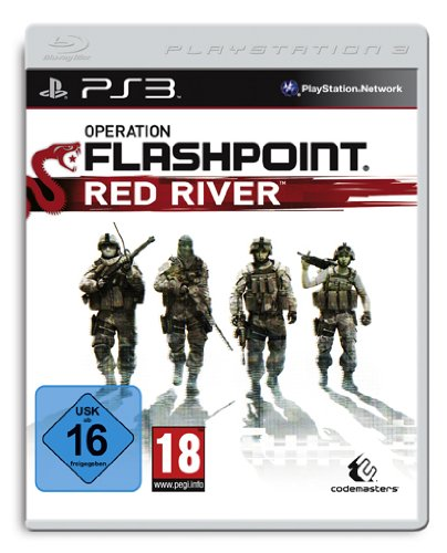 Operation Flashpoint: Red River - [PlayStation 3]